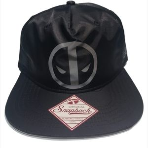 Deadpool snapback hat,brand new with tags